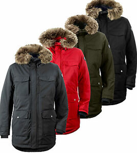 Details about Didriksons Shelter Mens Parka Waterproof Insulated Coat