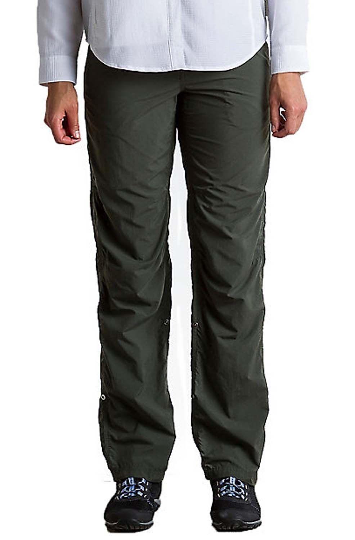 NEW ExOfficio Women's BugsAway Damselfly Pant Size 6   Nori  no.1 online