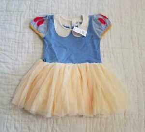NEW-BABY-GAP-GIRL-039-S-6-12-12-18-18-24-MONTHS-DISNEY-SNOW-WHITE-TUTU-TULLE-DRESS