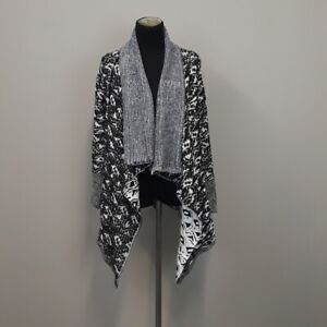 O-039-neill-open-front-cardigan-sweater-women-039-s-size-Medium