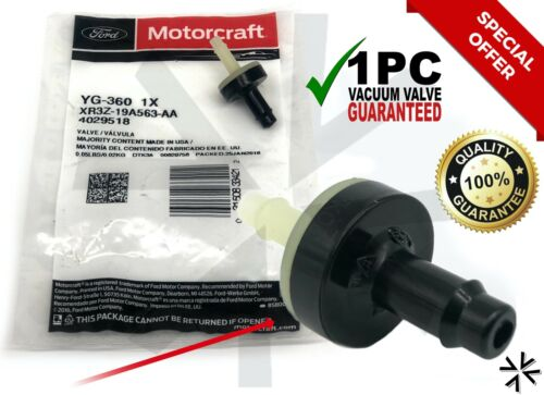 New Genuine OEM Ford Motorcraft Vacuum Control Valve-Check Valve YG-360