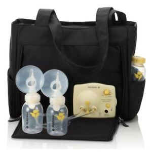 MEDELA PUMP IN STYLE ADVANCED DOUBLE BREAST PUMP W//ON THE GO TOTE 57063