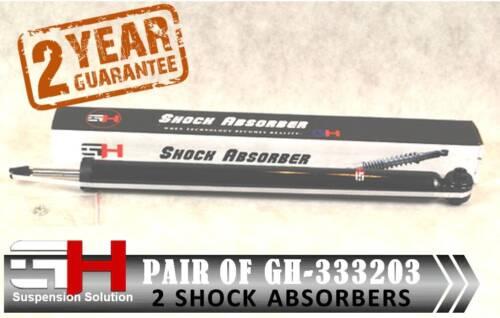 2 BRAND NEW REAR SHOCK ABSORBERS MAZDA 3 BK 2003-2008//GH-333203K//