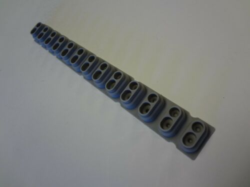 NEW Korg M-50 M3 Rubber Key Contact Strip 13 note Can be cut for 12 note