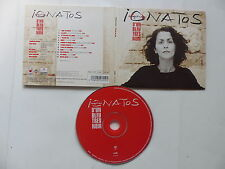 CD Album ANGELIQUE IONATOS D un bleu tres noir NAIVE  B 6900