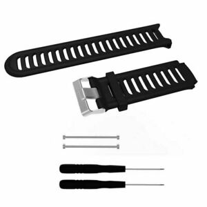band-Wrist-Strap-Kit-For-Garmin-Forerunner-910XT-GPS-Watch-Silicone-Accessory-IP