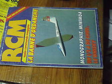6µ?§ Revue RCM n°27 Monographie GO3 Minimoa / Motoriser Jets Gyro Breguet Dorand