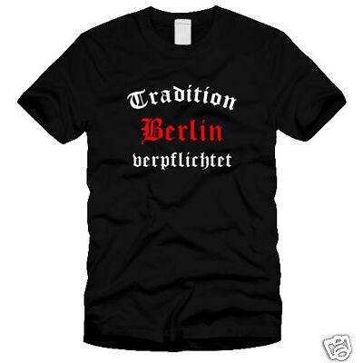 BERLIN - Tradition - Fan-T-Shirt - Ultras - S-XL