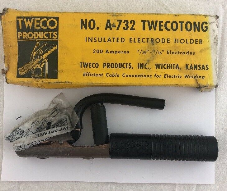 Tweco 91101103 A732 Twecotong Electrode Holder