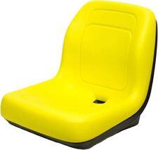 Yellow Bucket Seat Fits John Deere 5105 And 5205 With Original Bucket Seat