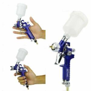 Spray-Gun-0-8mm-1-0mm-Nozzle-H-2000-Professional-HVLP-Mini-Air-Paint-Airbrush