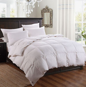 Goose-Feather-Down-Duvet-Quilt-Cover-Luxury-Gold-Pipe-Finish-Togs-Soft-Bedding