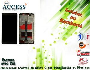 Ecran-LCD-Vitre-Tactile-pour-Huawei-Mate-9-MHA-L29-avec-Chassis-Noir-Blanc