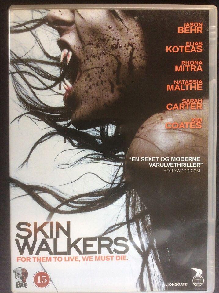 Skin Walkers - SKINWALKERS, DVD, thriller