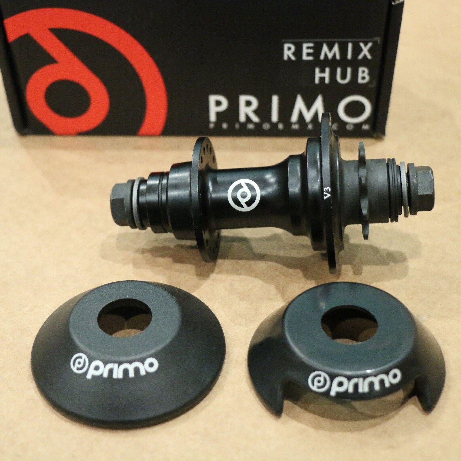 PRIMO BMX BIKE REMIX v3 CASSETTE HUB 14mm RHD 9T SHADOW ODYSSEY CULT STRANGER