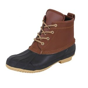 Duck-Boots-6-034-All-Weather-Two-Tone-Waterproof-Rothco-5468