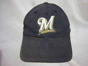 186301cb4c693 Image is loading trucker-hat-baseball-cap-MILWAUKEE-BREWERS-retro-cool-