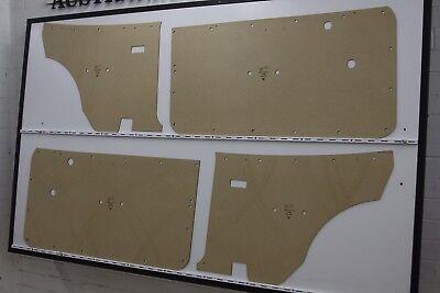 Trim Panels Holden Torana LJ TA Door Cards Quality Masonite. 4 Door Sedan