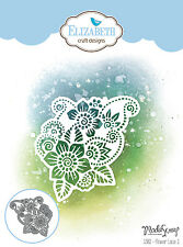 Elizabeth Craft Designs Die Flower Lace 2 (1382)NEW free shipping