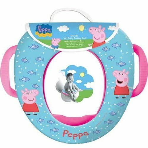 Peppa Pig Foldable Travel Toilet Training Seat