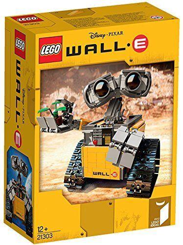 Lego 21303 Ideas - Wall-E