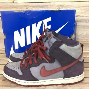 competitive price 9cbc6 5755a Image is loading Nike-Dunk-High-SB-size-8-5-Daybreak-