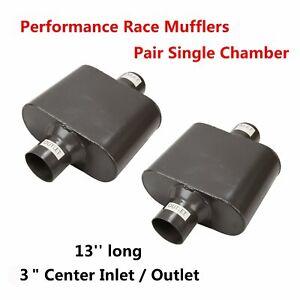 Single Chamber Performance Race Muffler 3