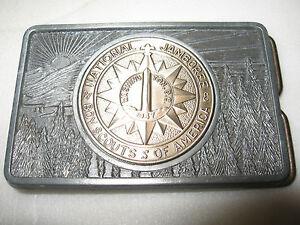vintage-1937-national-boy-scouts-jamboree-belt-buckle-BSA-america-washington-DC
