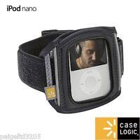 Case Logic Ipod Nano Case, Black/silver, Tsna3
