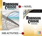 Robinson Crusoe Interactive Whiteboard Resource/Novel Set by Saddleback Educational Publishing, Inc. (Mixed media product, 2011)
