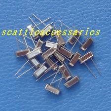 50pcs 14.7456 MHz 14.7456 MHz 14.7456 M Cristal Oscillateur HC-49U Low Profile