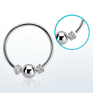 925-Sterling-Silver-20g-Balinese-Bali-Nose-Ring-Hoop-Ear-Piercing-YOU-CHOOSE