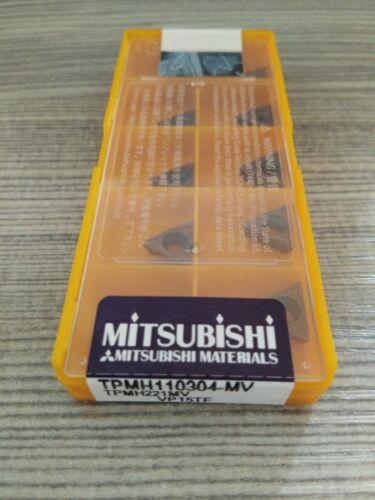 1PC New in box MITSUBISHI TPMH110304-MV VP15TF TPMH221MV Carbide Inserts 10PCS//B