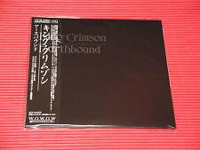2016 King Crimson Earthbound  K2HD JAPAN MINI LP HQ CD