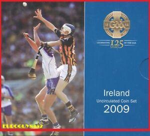 IERLAND - BU SET 2009 - 125 JAAR G.A.A.