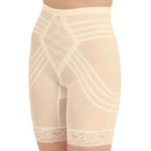 69896eef85b Rago Shapewear Shapette Firm Control Long Leg Beige Shaper Plus Size ...