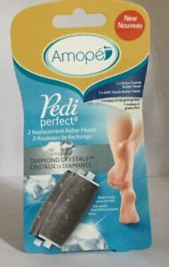 New-Amope-Pedi-Perfect-DIAMOND-CRYSTALS-Extra-Coarse-Soft-Touch-REFILL-2-Pk