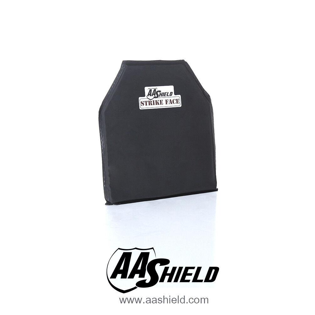 AA Shield Bulletproof Soft Panel Ballistic Soft Inserts Plate Lvl IIIA3A 10x12