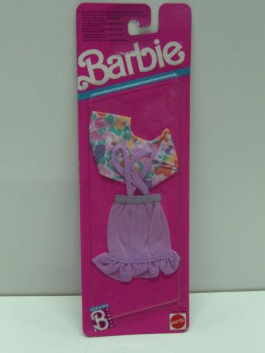 VINTAGE BARBIE 1989 FASHION FINDS DRESS MOC CLOTHES #2722