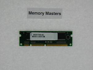 Mem-1700-8d 8 Mo Approved Mémoire Dram Dimm Pour Cisco 1700 Séries
