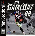 NFL GameDay 99 (Sony PlayStation 1, 1998)