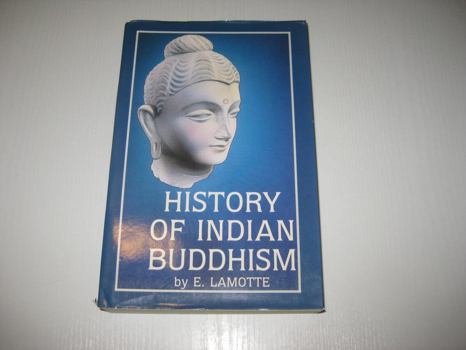 History of Indian Buddhism von E. Lamotte (1988, Taschenbuch)