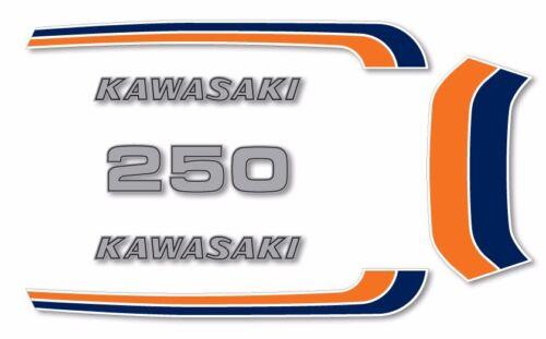 North American Model 1973 Kawasaki F11 Decal set
