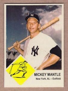 Mickey-Mantle-039-63-New-York-Yankees-HOF-slugger-limited-edition-Monarch-Corona