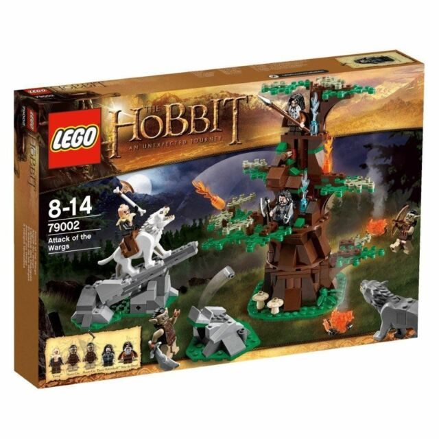 *NEW IN BOX* - LEGO The Hobbit: Attack of the Wargs - 79002 - 400 pieces