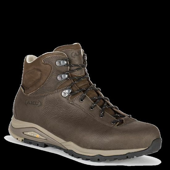 shoes AKU Alpina Plus GTX. 360 - brown-42½