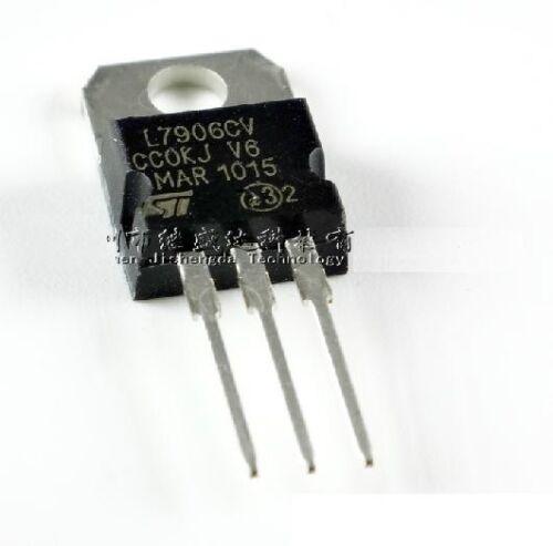 5PCS 7906 L7906CV LM7906 regulator IC