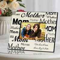 Mom Or Dad - Personalized Frame - Beautiful Mother Father Custom - Free Ship