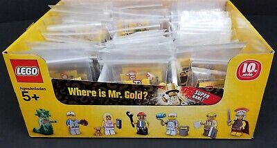 Lego Minifigures Series 10 Storage Case