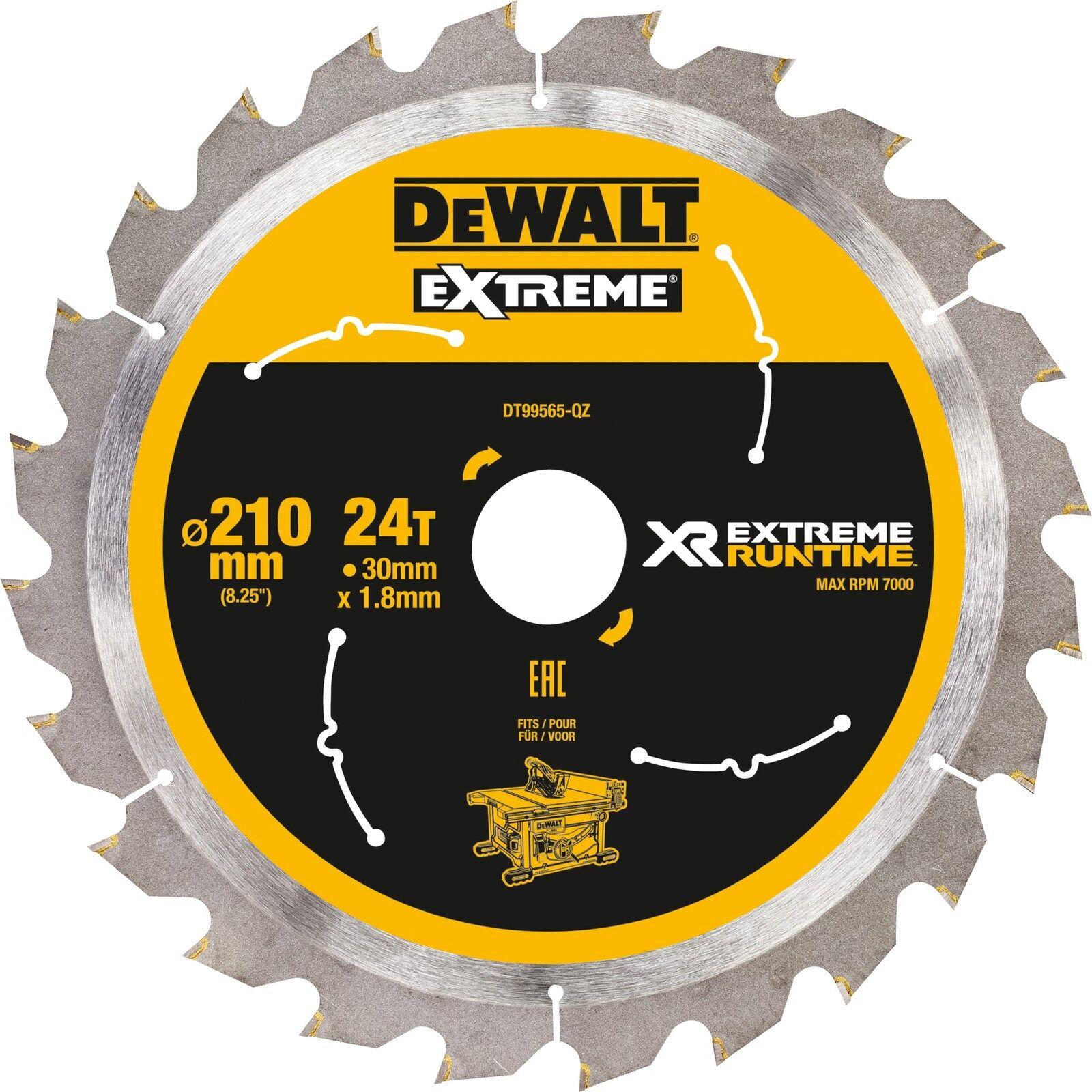 DeWalt Kreissägeblatt DT99565, 210mm   30mm, Sägeblatt